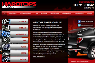New HardtopsUK Website Launched
