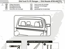 genuine toyota hilux bullbar fitting instructions