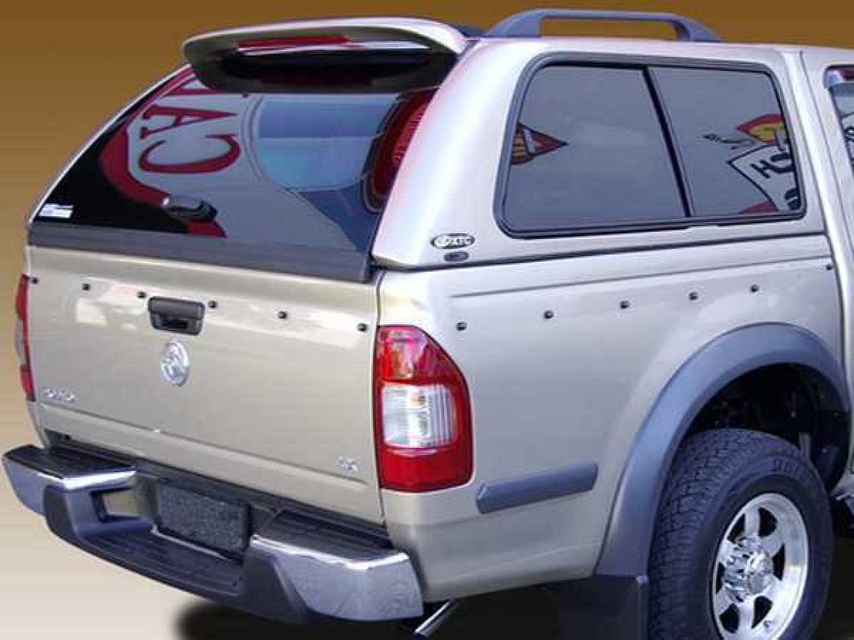 Chevrolet Colorado (2003-2012) XRT Hard Top Double Cab