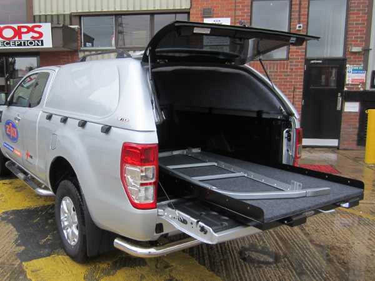 Chevrolet Colorado MK3 (2012-ON) Tray Slide