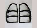 photo for Ford Ranger T6 Taillight covers - BLACK Double Cab