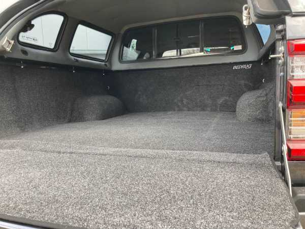 Ford Ranger MK7 (2019-ON) Bed Rug / Carpet Liner