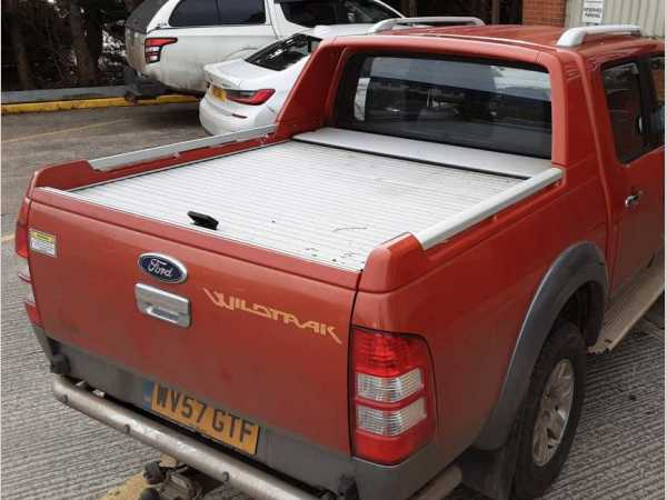 USED - Ford Ranger MK3/4 Double Cab Armadillo roller top - WildTrak Compatible