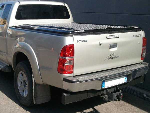 Toyota Hilux MK11 / Rocco ( 2020-ON) Outback Tonneau Cover Extra Cab
