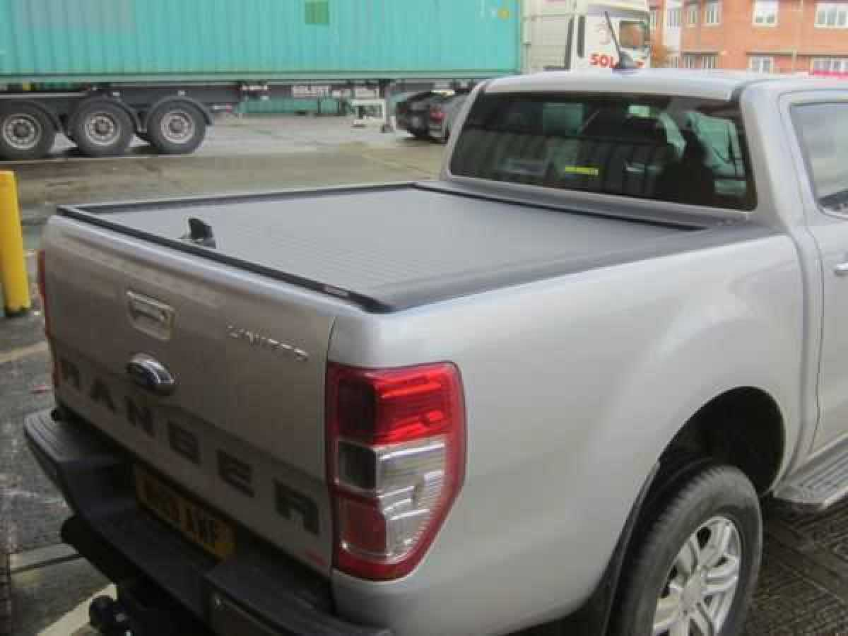 Ford Ranger MK5 (2012-2016) Armadillo Roller Top