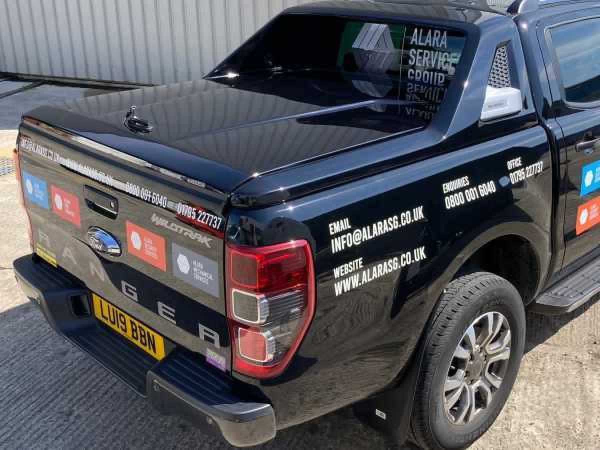 Ford Ranger MK5 (2012-2016) R-series Sport Tonneau Covers