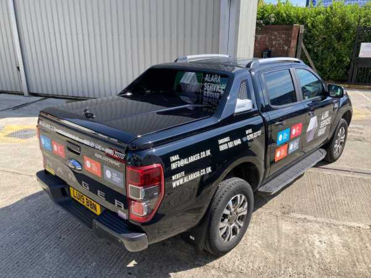 photo for Ford Ranger MK5 (2012-2016) R-series Sport Tonneau Covers