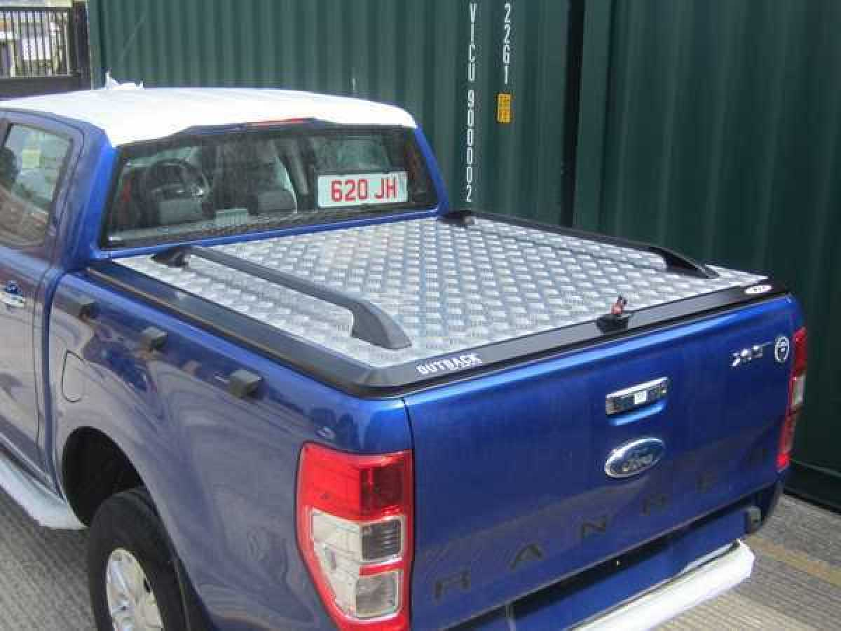 Ford Ranger MK5 (2012-2016) Outback Tonneau Cover Double Cab