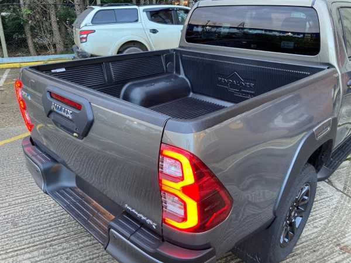 Ford Ranger MK6 (2016-ON) Over Rail Bed Liner/load Liner