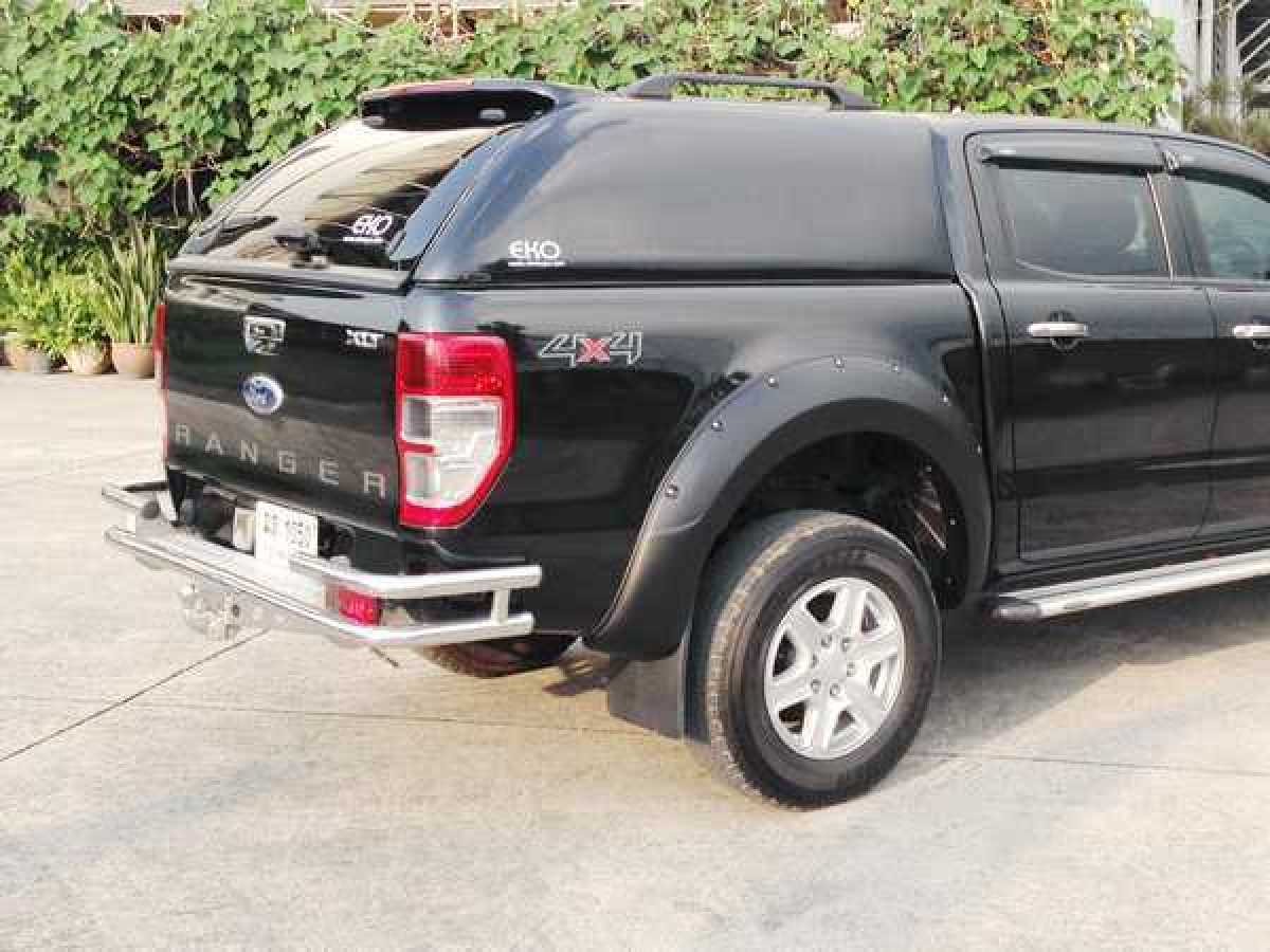 Ford Ranger MK6 (2016-ON) EKO Solid Sided Hardtop Double Cab