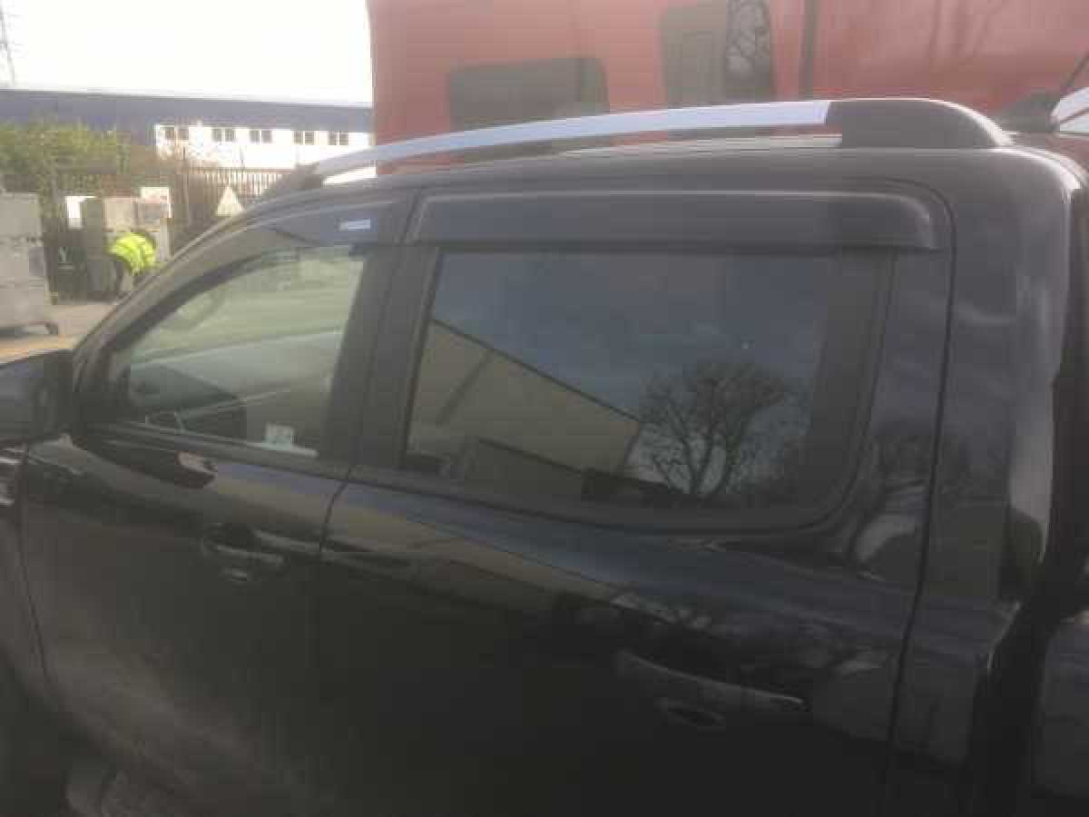 photo for Ford Ranger MK6 (2016-ON) Front & Rear Wind Deflectors