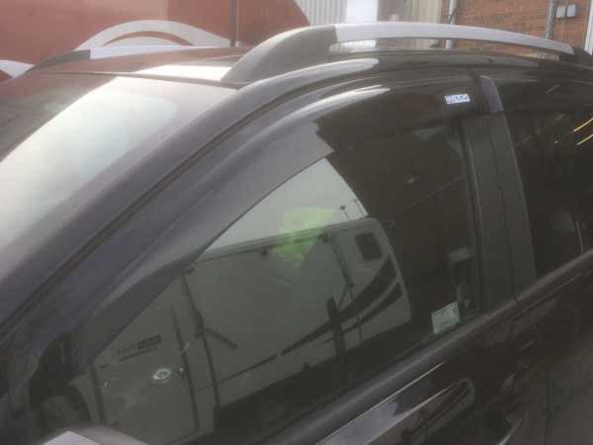 photo for Mazda BT-50 (2012-ON) - Front & Rear Wind Deflectors