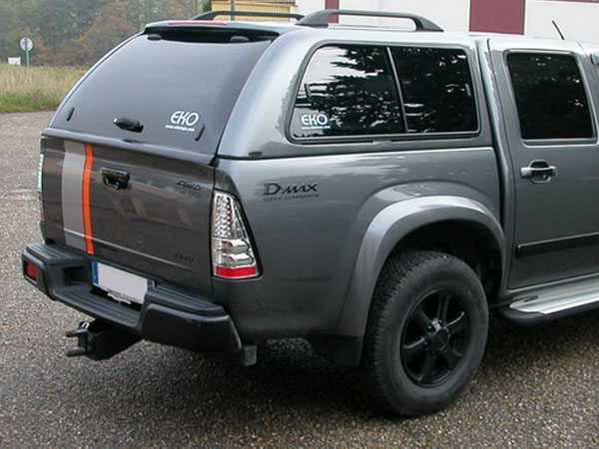 Great Wall Steed EKO PLUS Hardtop Double Cab