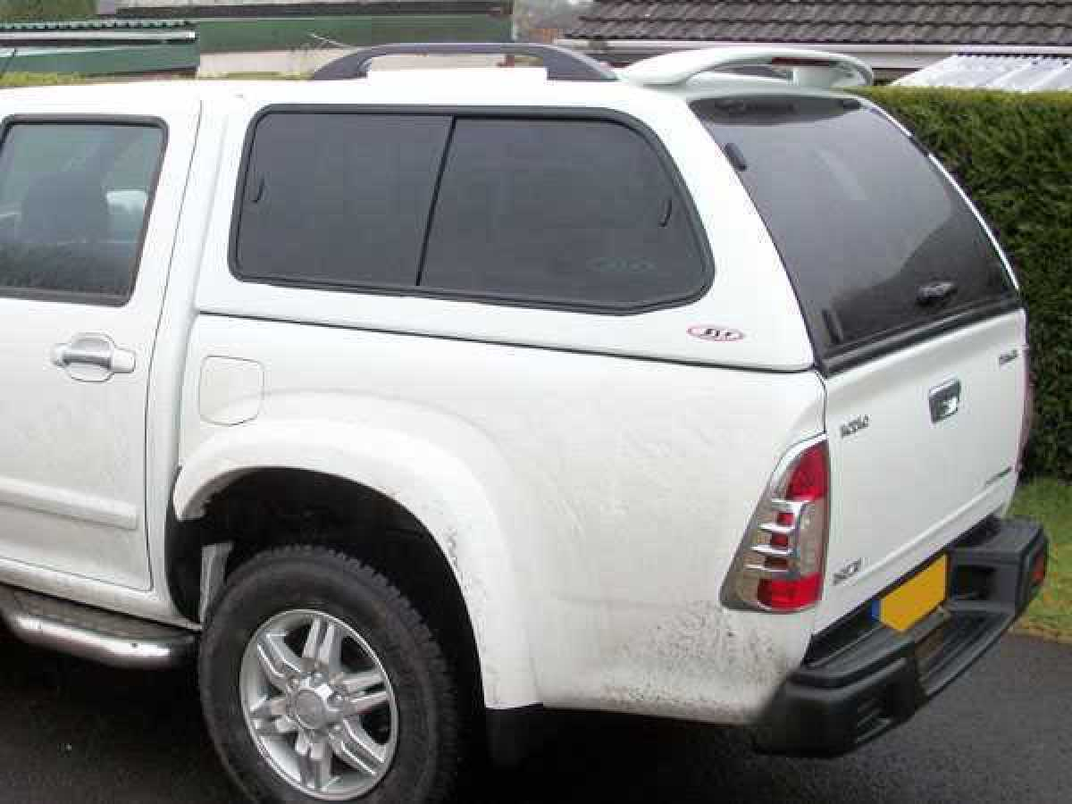 Great Wall Steed SJS Hardtop Double Cab - Central Locking Optional Extra