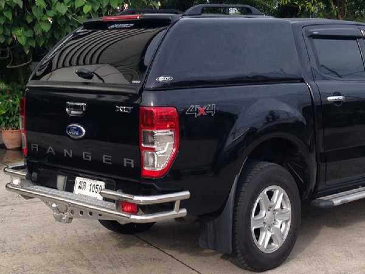 Mazda BT-50 (2012-ON) - XTC Solid Sided Hardtop Double Cab