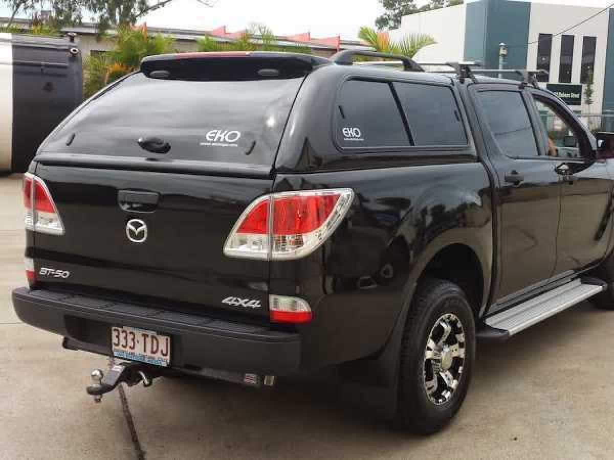 Mazda BT-50 (2012-ON) - EKO Plus Hardtop Double Cab