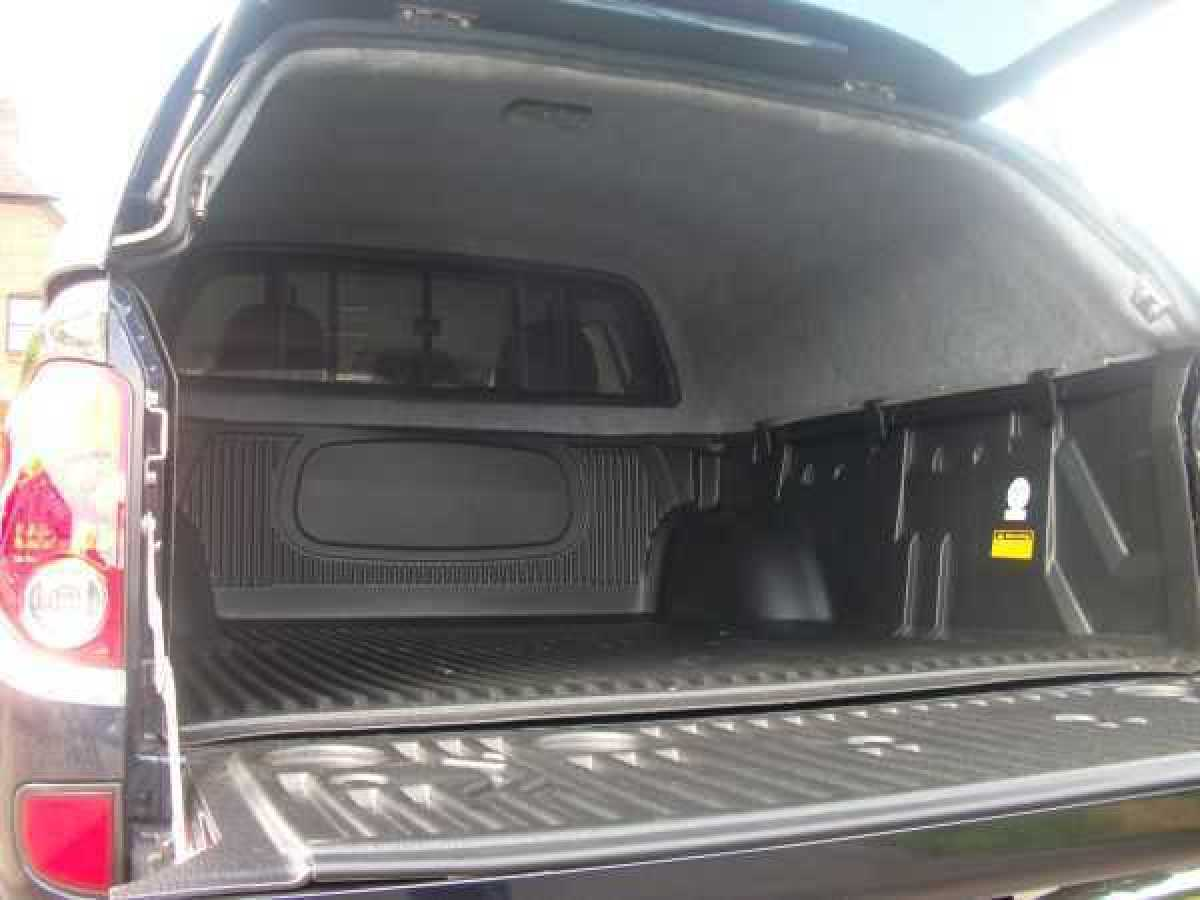 Mazda BT-50 (2012-ON) - Bed Liner / Load Liner