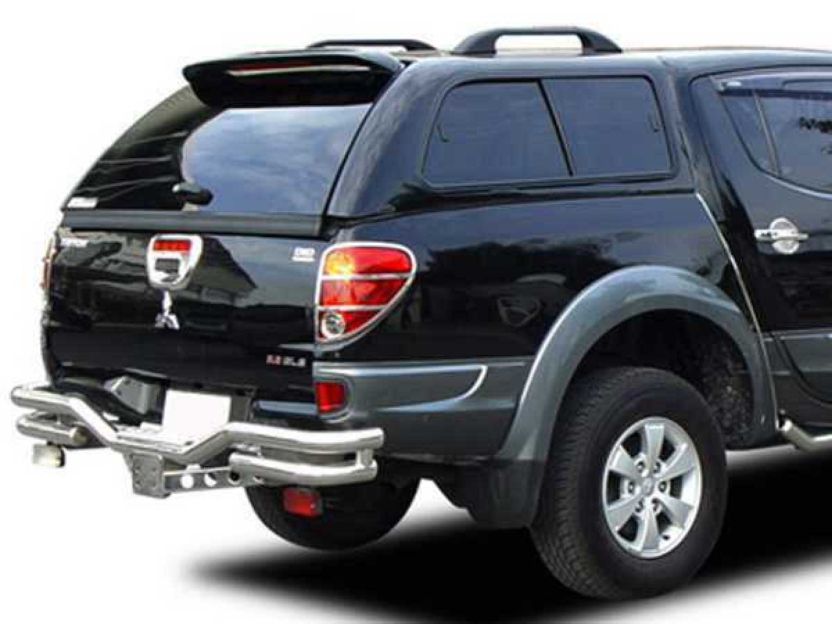 Mitsubishi L200 MK5 Triton STD BED  (2006-2015) XRT Hard Top Double Cab