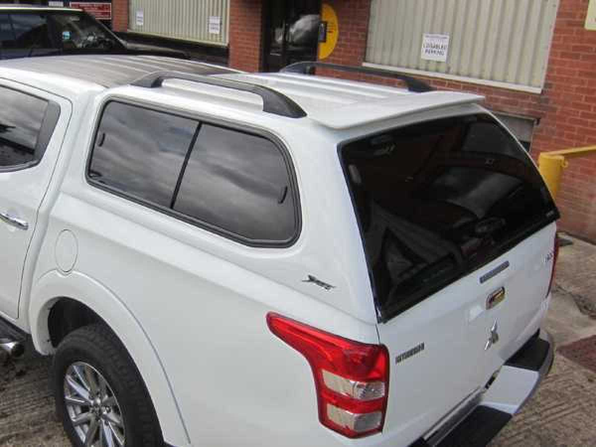 Mitsubishi L200 MK7 Series 5 (2015-2019) SJS Hardtop Double Cab - Central Locking Optional Extra