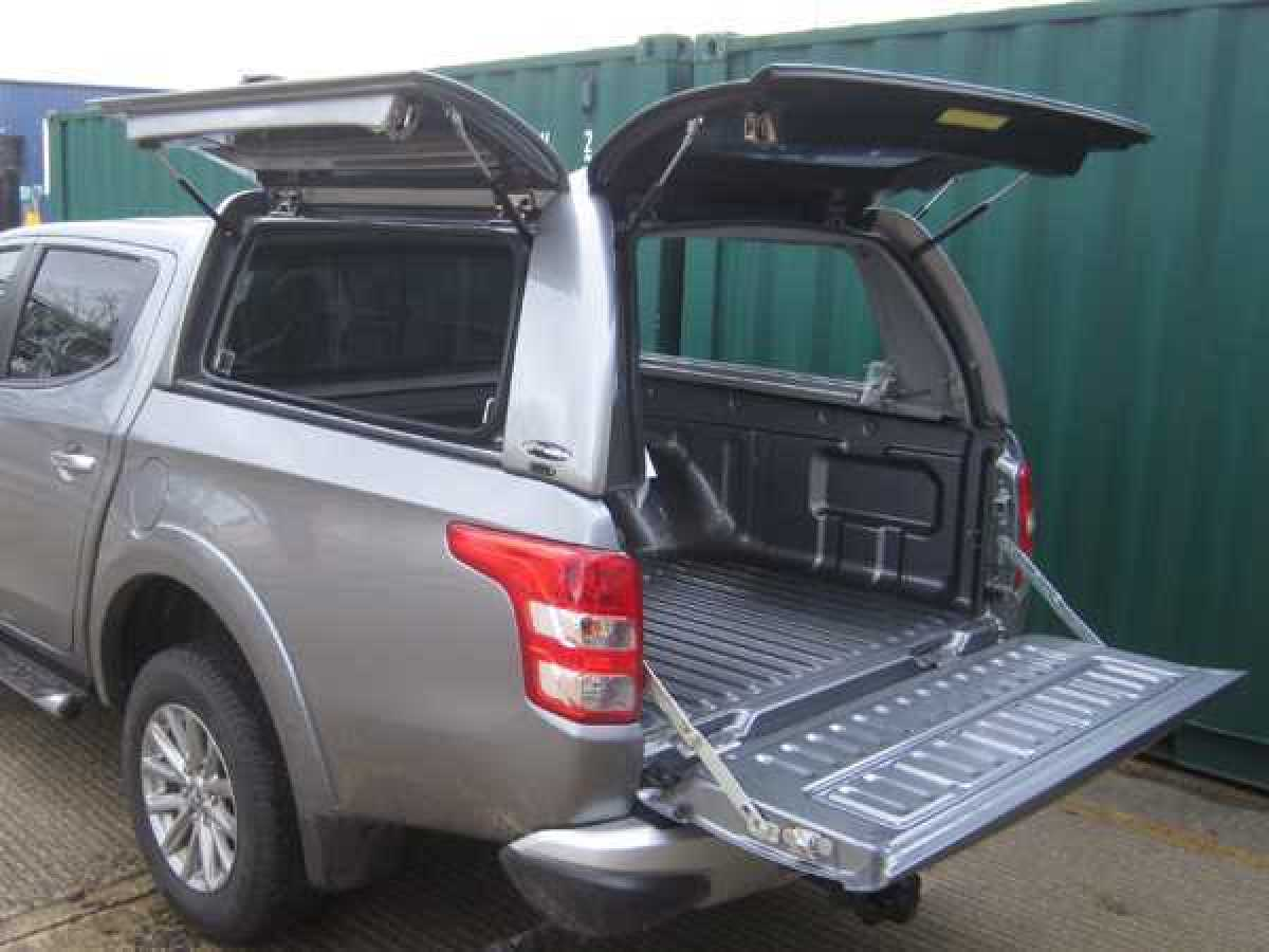 Mitsubishi L200 MK8 Series 6 (2019-ON) Avenger Professional Hardtop Double Cab