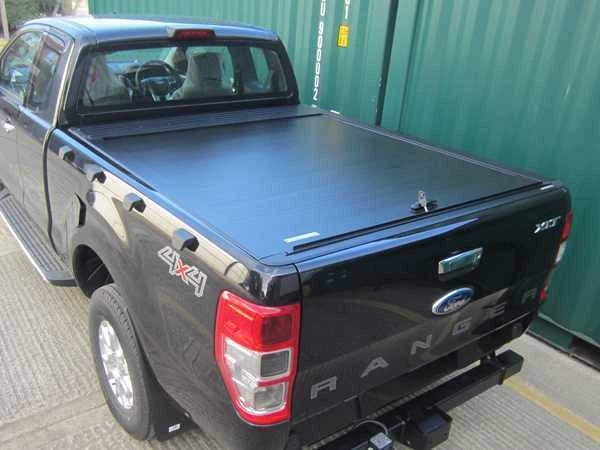 Mitsubishi L200 MK8 Series 6 (2019-ON) Carryboy Roller Top Extra Cab