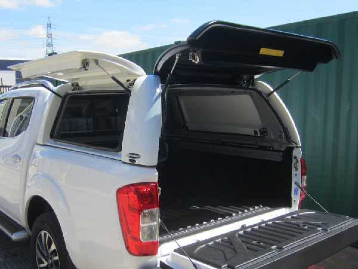 Nissan Navara NP300 (2016-ON) Avenger Professional Hardtop Double Cab
