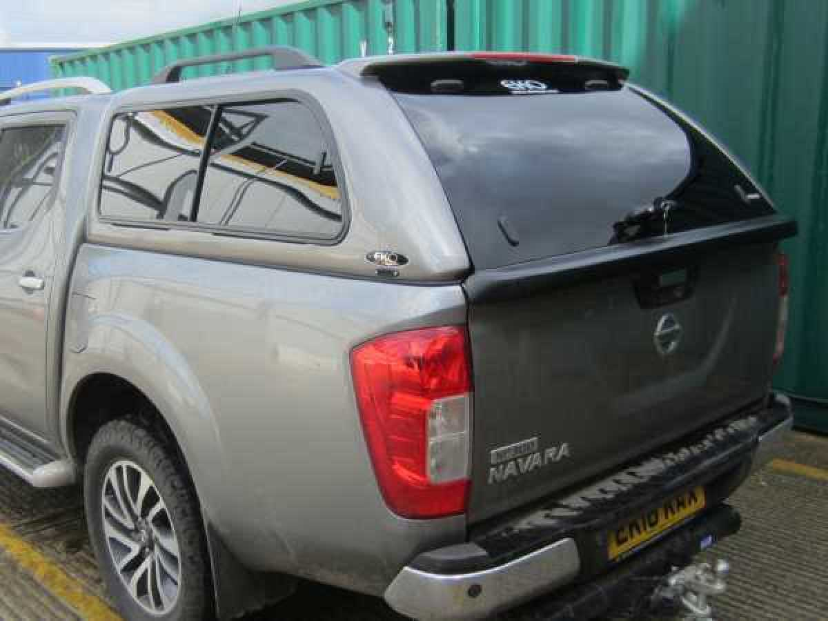 Nissan Navara NP300 (2016-ON) EKO Plus Hardtop Double Cab