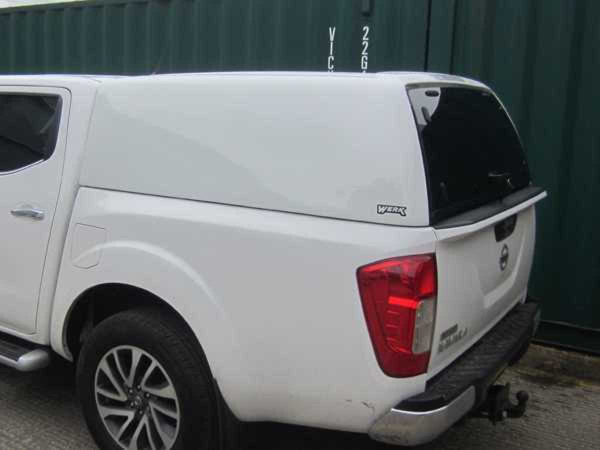 Nissan Navara NP300 (2016-ON) Werk Commercial Hardtop Double Cab