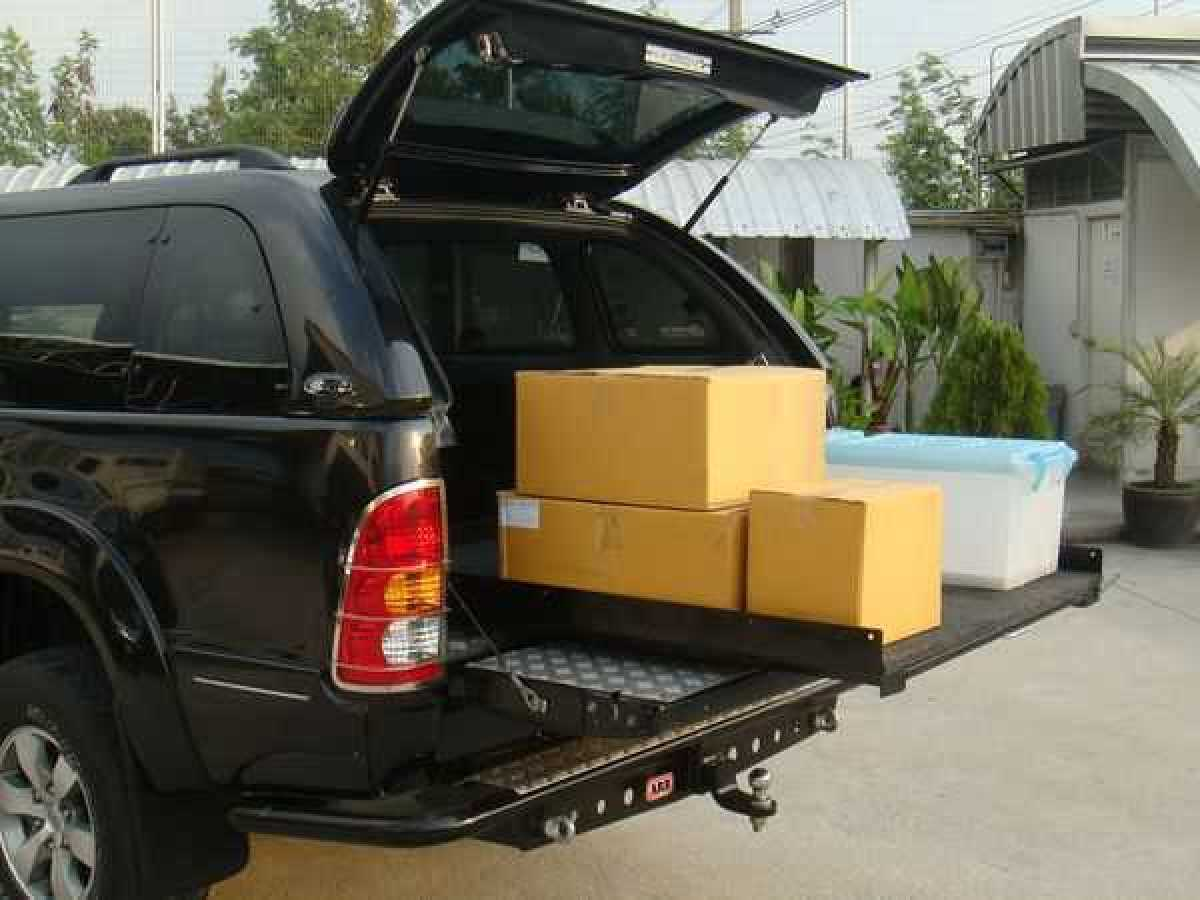 Nissan Navara NP300 (2016-ON) Tray Slide