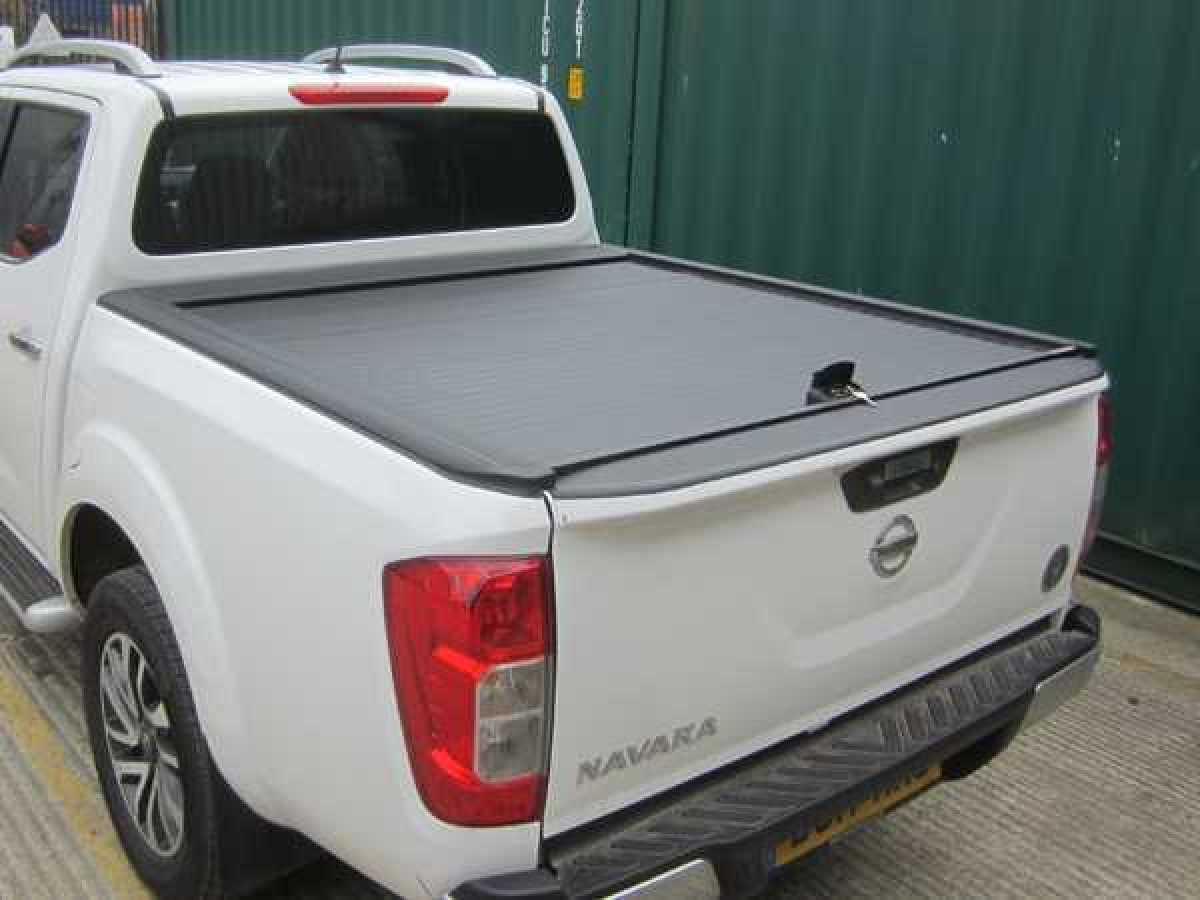 Nissan Navara NP300 (2016-ON) Armadillo Roller Top