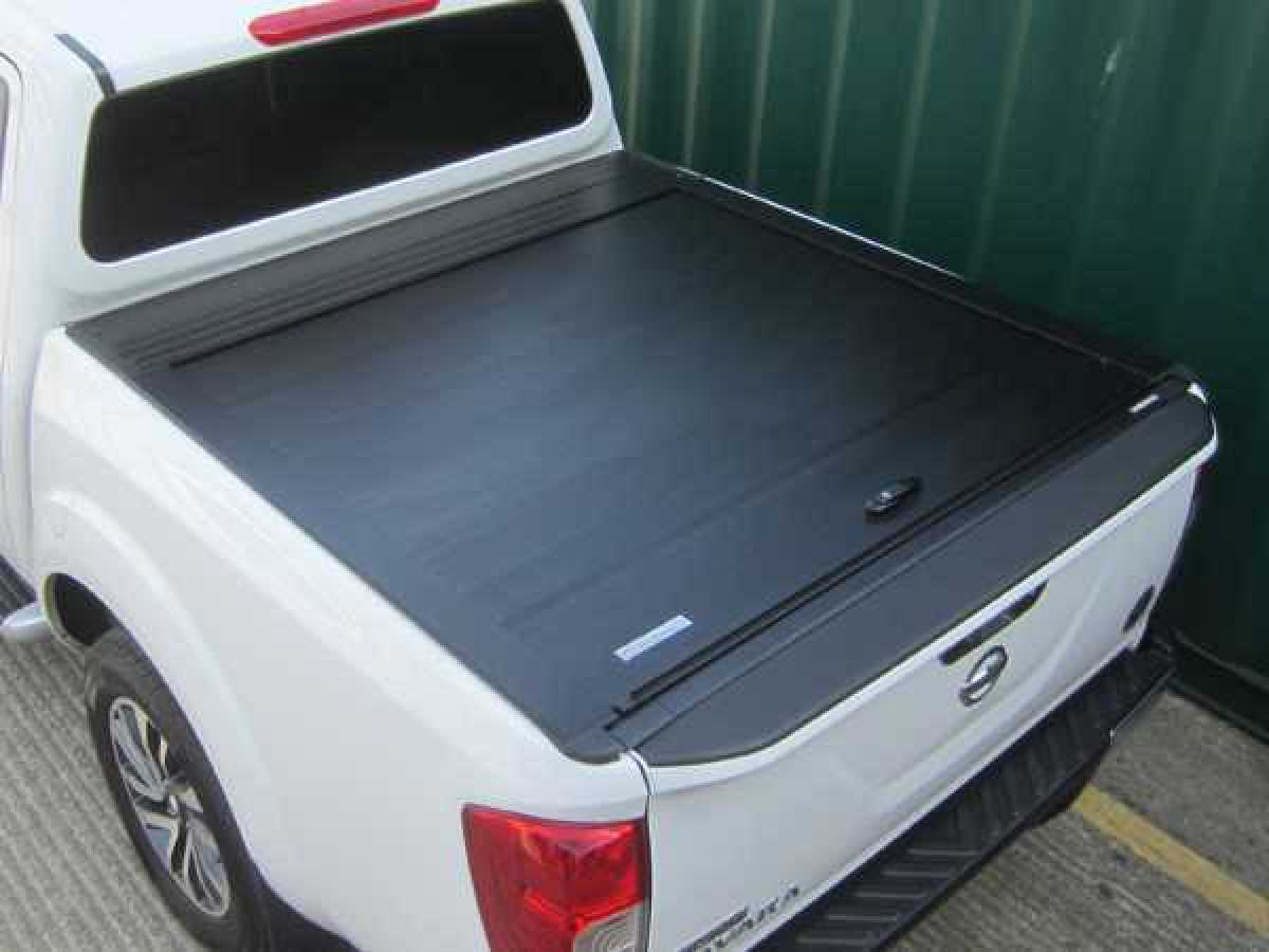 Nissan Navara NP300 (2016-ON) Carryboy Roller Top Double Cab