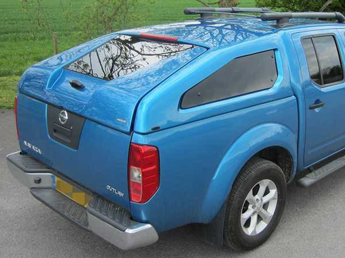 Nissan Navara D40 MK1 (2005-2010) Super Sport Hard Top Double Cab