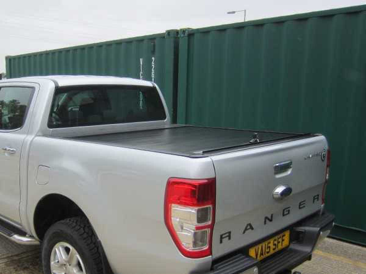 Ex-Demo Ford Ranger MK5/6 Carryboy Roller Top Double Cab