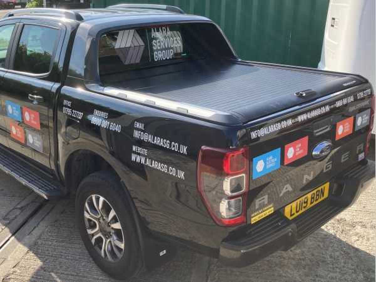 USED Mountain Top Roller - WildTrak Ford Ranger  MK5-7 Double Cab