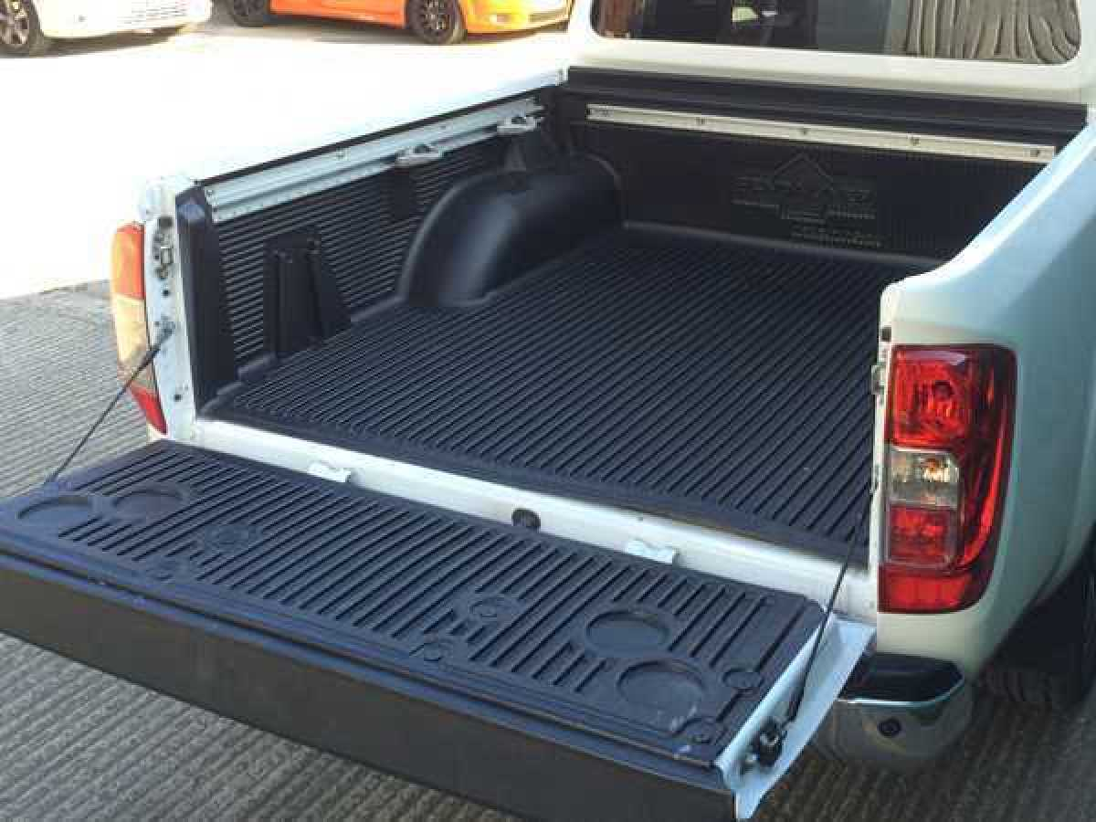 Shop Soiled Under rail bed liners – Nissan Navara NP300/Mercedes X-Class Double Cab.
