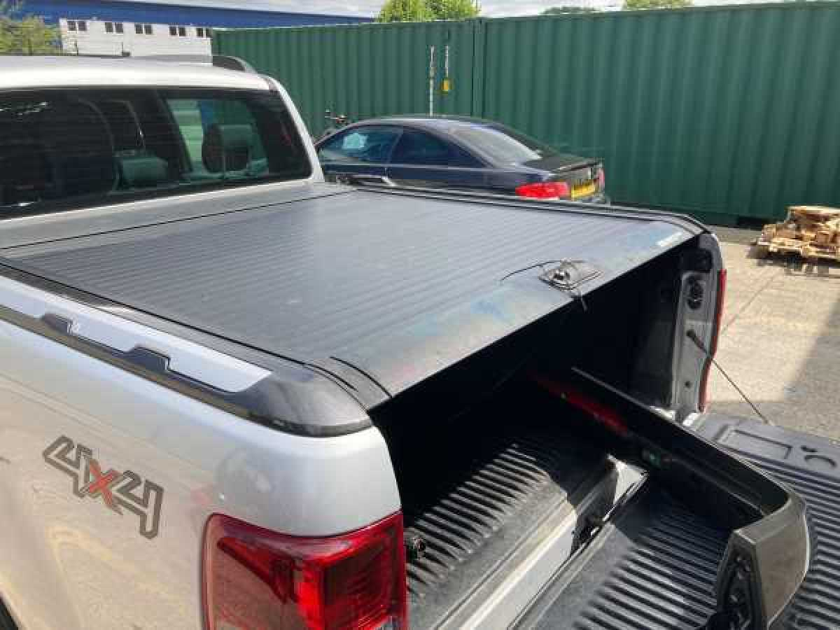 photo for USED Mountain Top Roller - WildTrak Ford Ranger Mk5/6/7 Double Cab