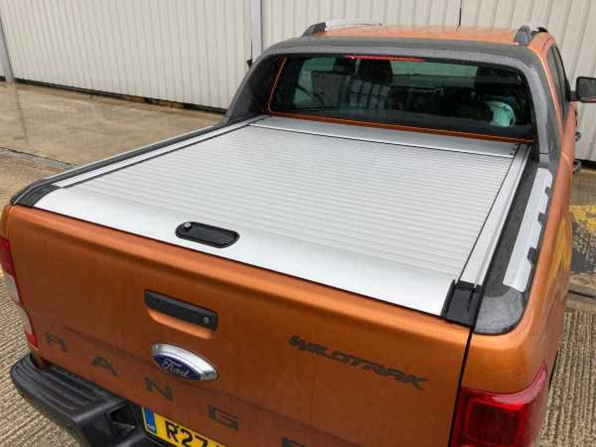 USED Mountain Top Roller - WildTrak Ford Ranger Mk5/6/7 Double Cab