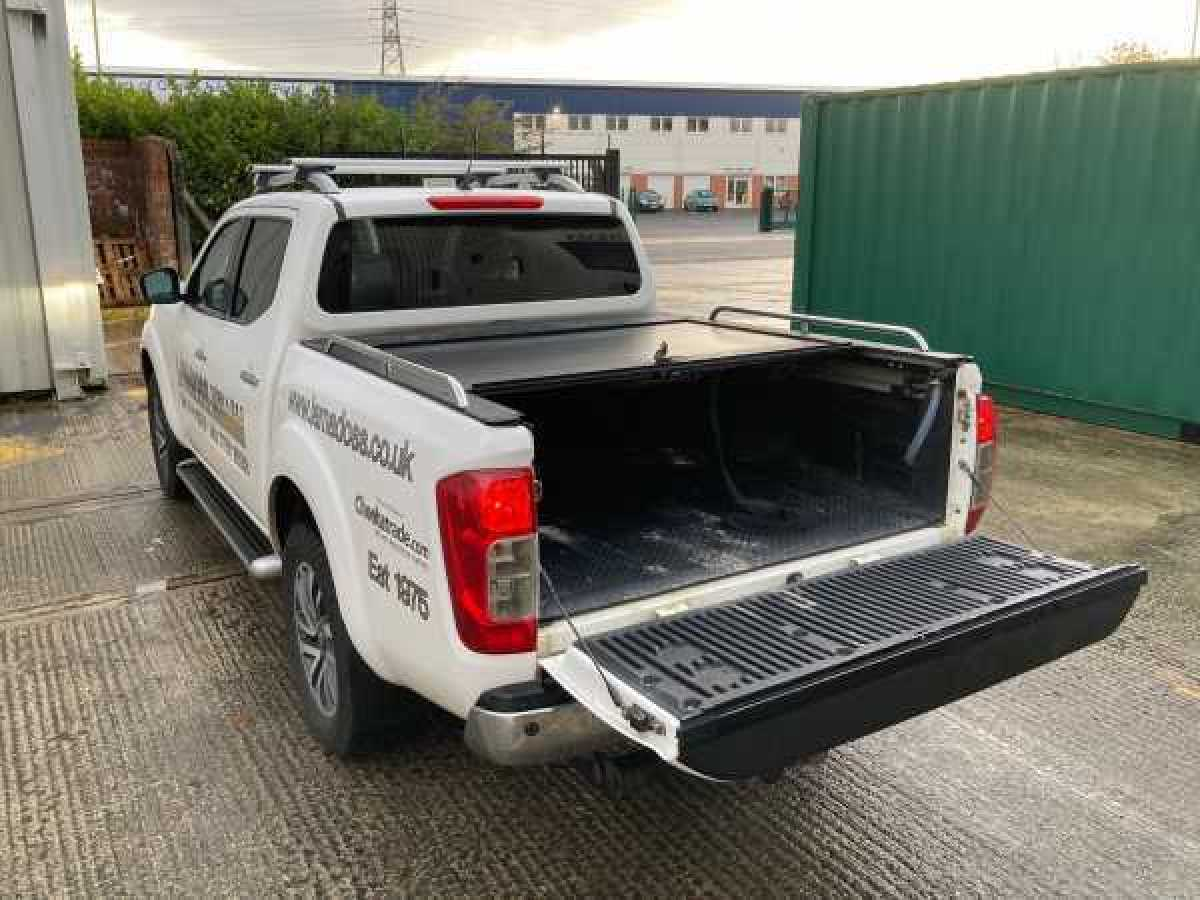 photo for USED Carryboy Roller Top Double Cab – Nissan Navara NP300