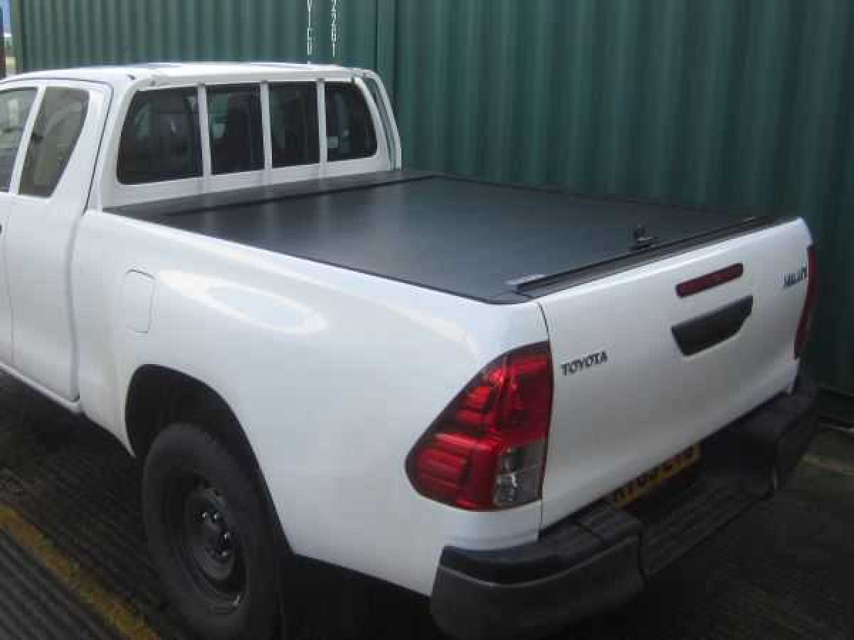Toyota Hilux MK10 / Revo (2018-2020) Carryboy Roller Top Extra Cab