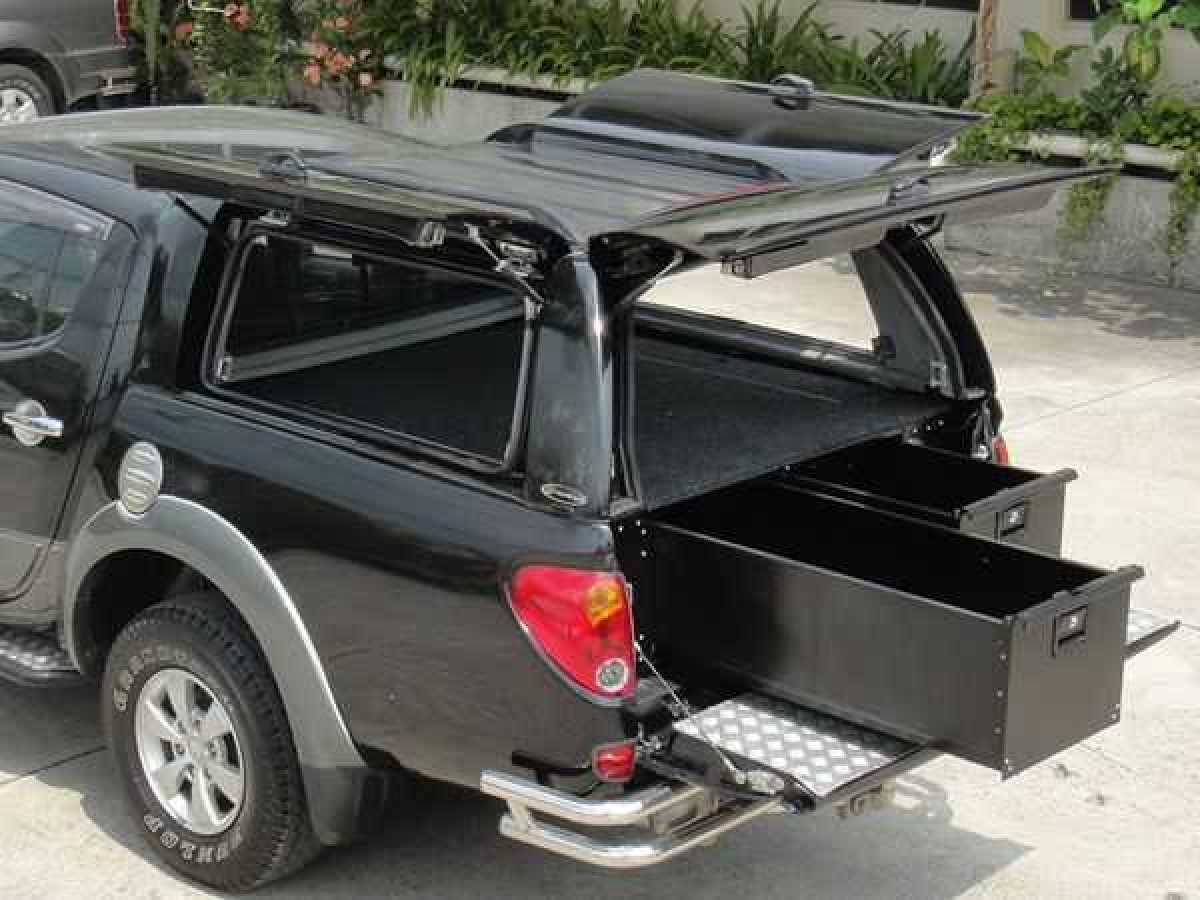 Volkswagen Amarok MK2 (2017-ON) Tray Bins