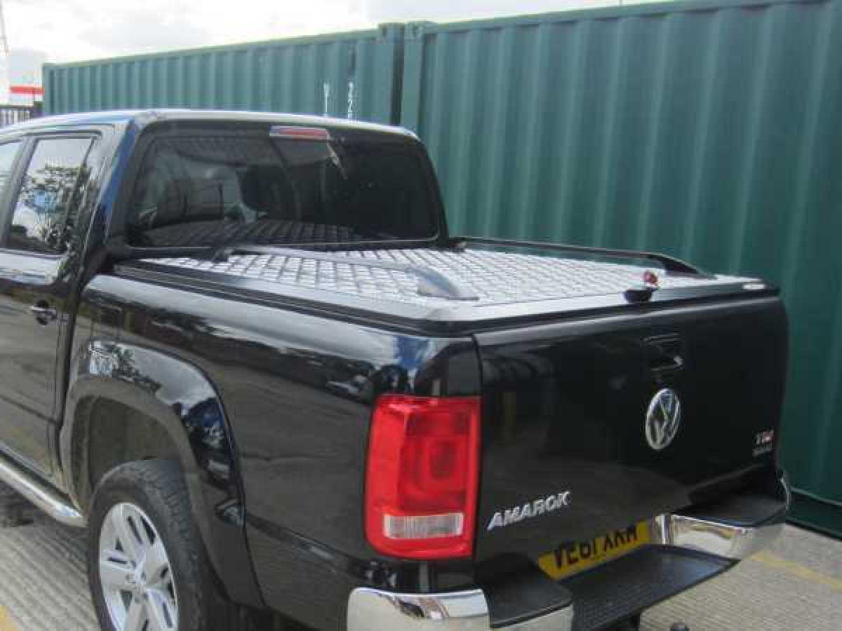 Volkswagen Amarok MK2 (2017-ON) Outback Tonneau Cover Double Cab