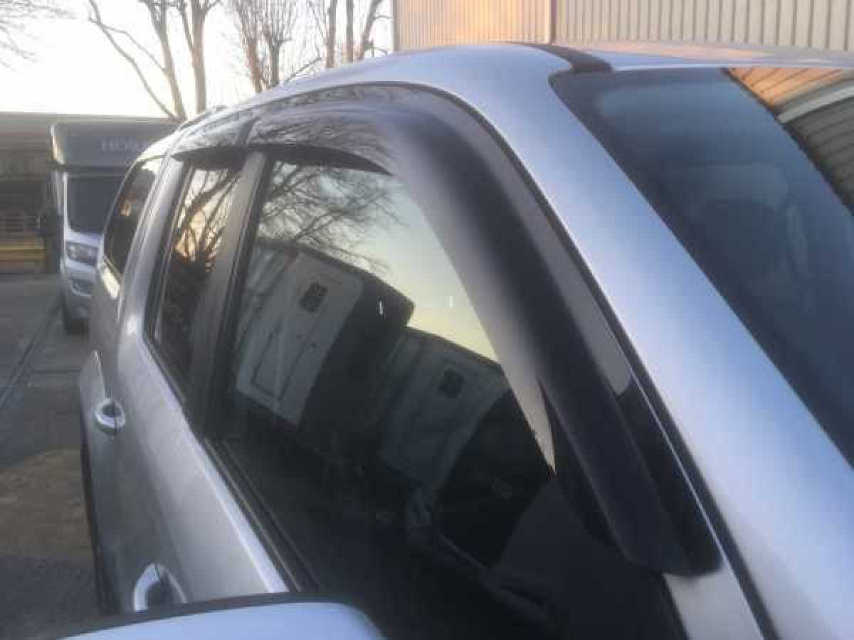 photo for Volkswagen Amarok MK1 (2017-ON) Volkswagen  Mk2 Front & Rear Wind Deflectors